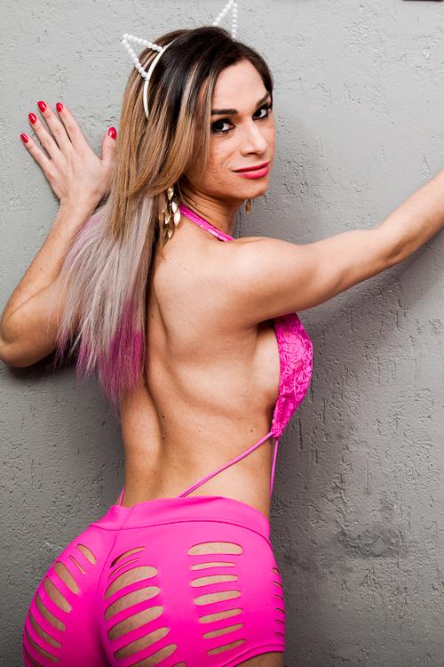 Ladyboy Natalia Castro