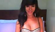 Gorgeous Ladyboy Camgirl Private