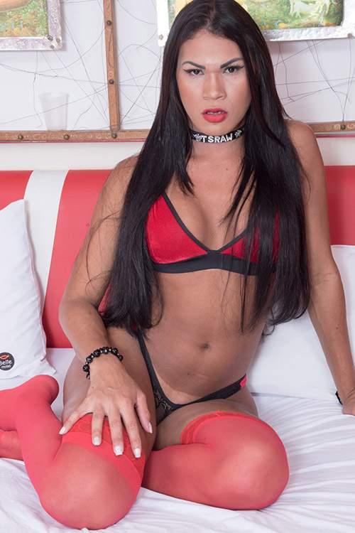 Ladyboy Erika Lee