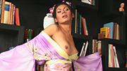 Ladyboy Geisha